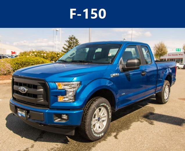 Commercial & Small Business Ford F-150