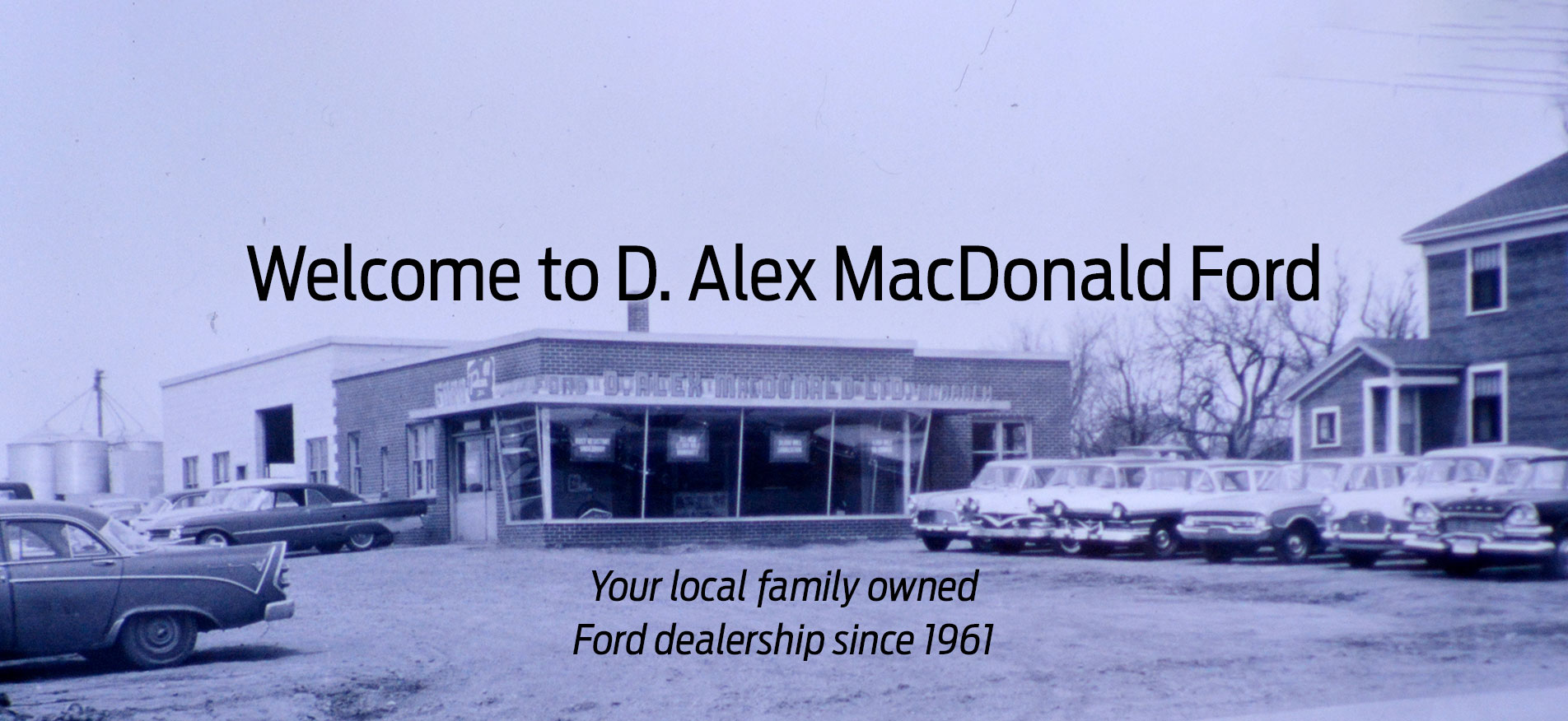 d alex macdonald ford