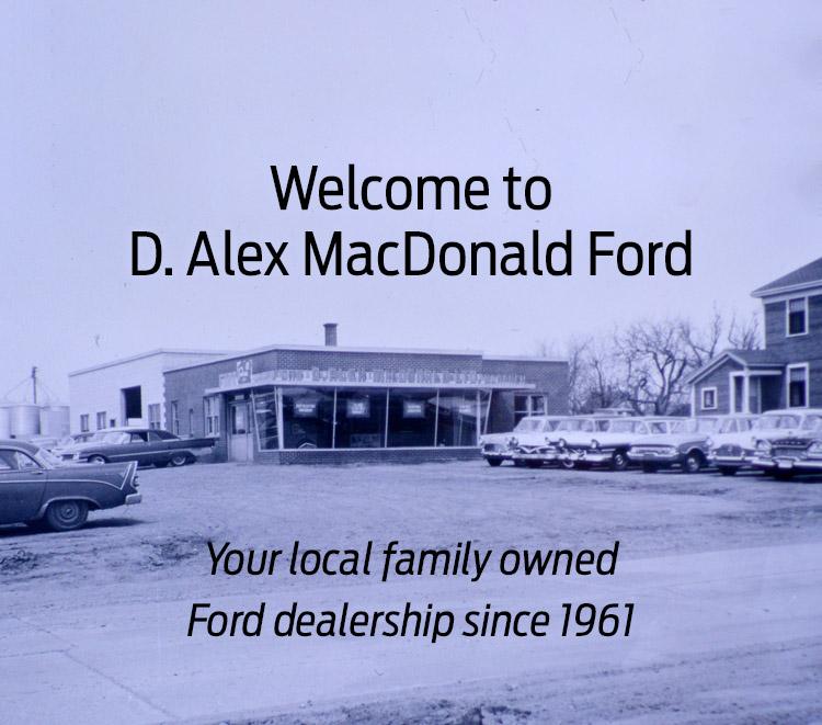 d alex macdonald