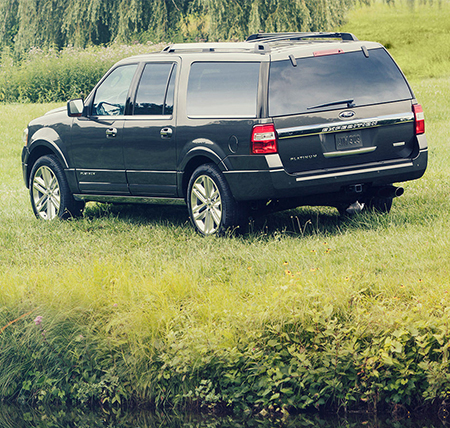 Ford Expedition Exterior
