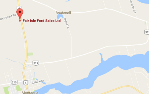 Fair Isle Ford Sales - Ford & Lincoln Dealer in Charlottetown