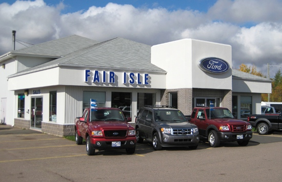 Montague Ford | Fair Isle Ford Sales Dealer | Fair Isle Ford Sales ...