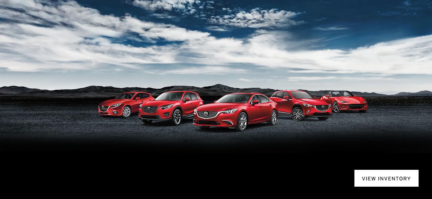Kamloops Mazda Lineup