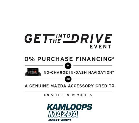 Kamloops Mazda - Get Into the Drive Event