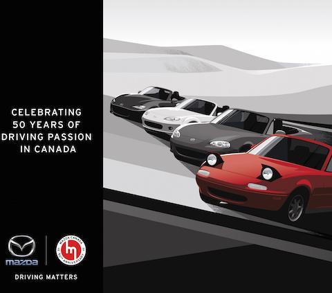 CX-3, CX-5, CX-9, Mazda 3, Mazda 3 Sport, Mazda 6, MX-5