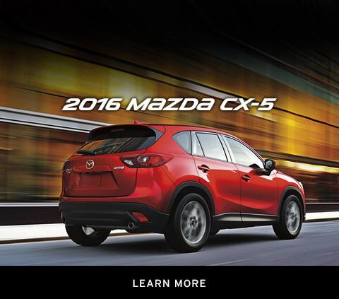 Mazda CX-5 at Kamloops Mazda
