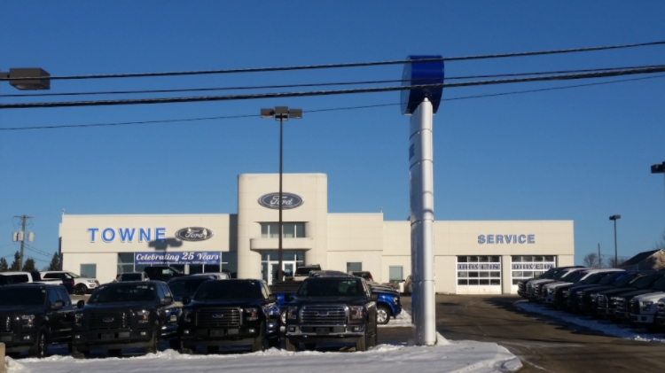 About Towne Ford Sales And Service