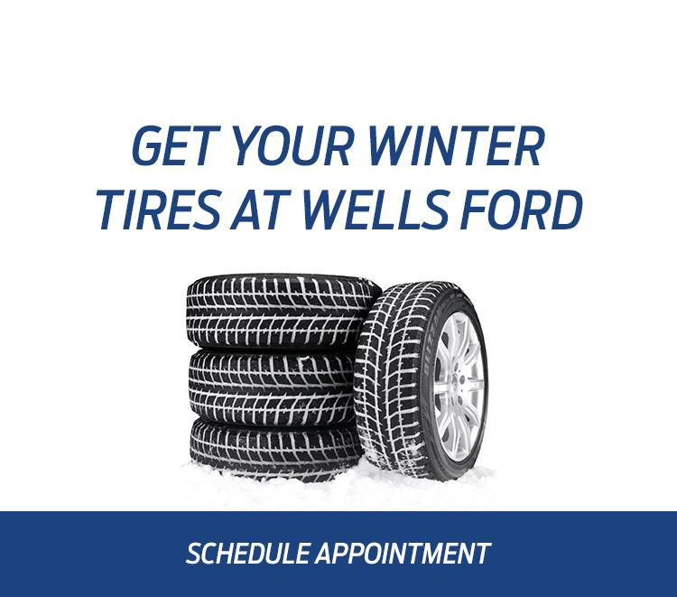 Winter tires service Wells Ford