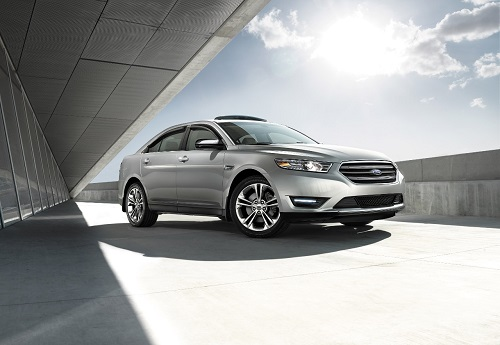 Grand Ledge Ford Taurus