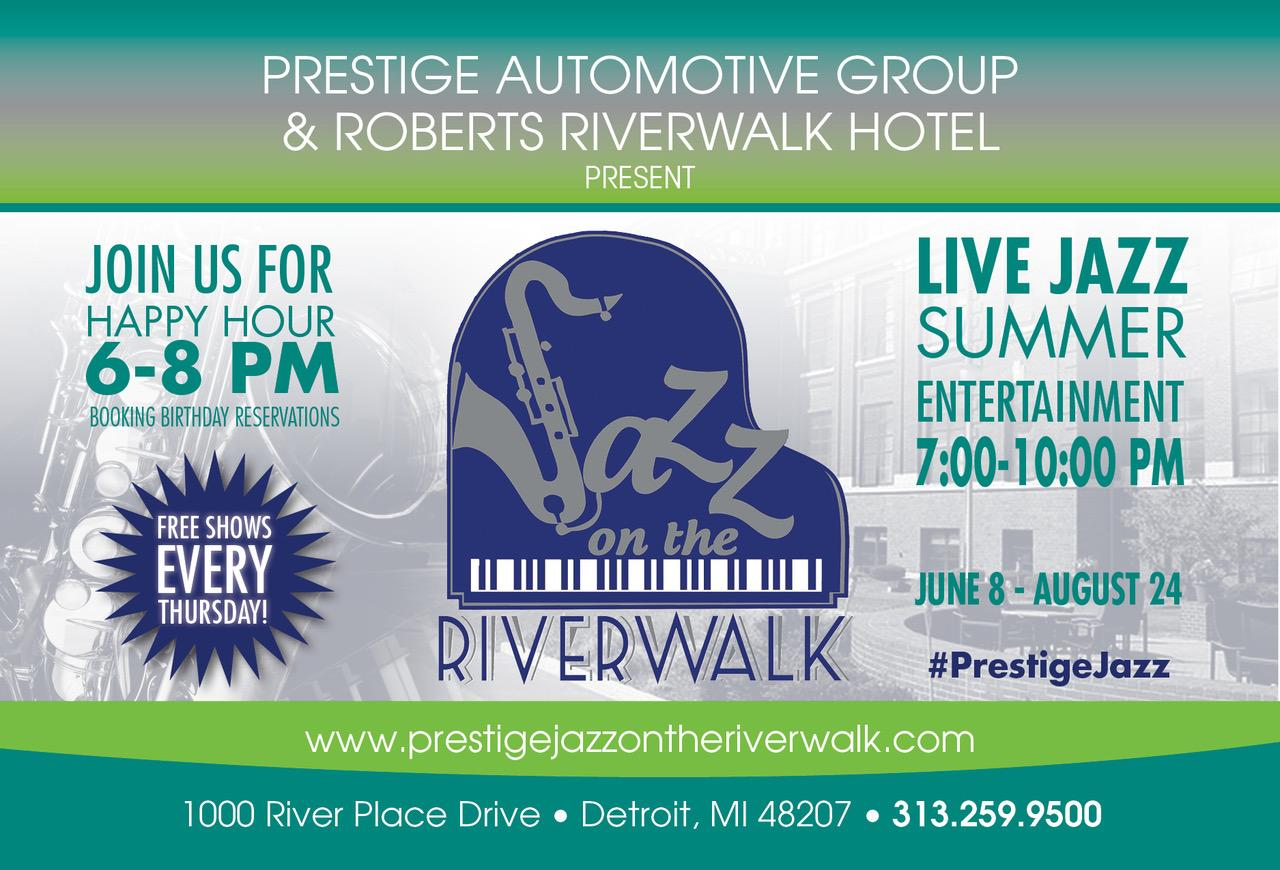 Jazz on the Riverwalk