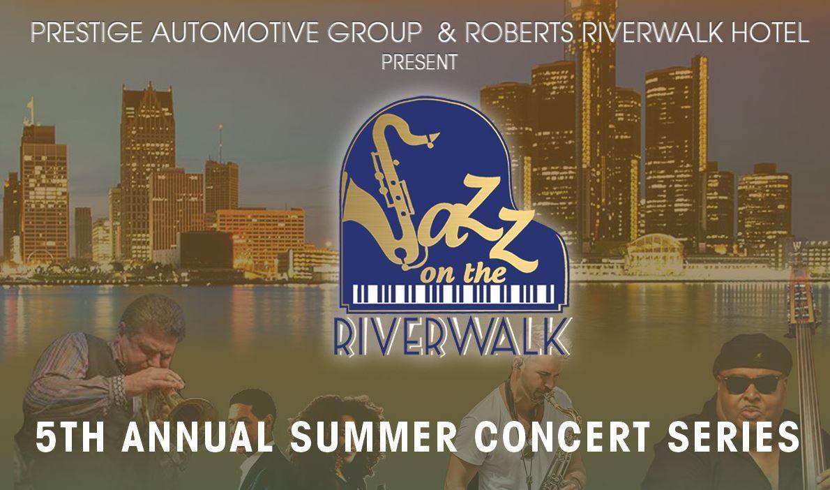 Jazz on the Riverwalk