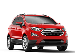 2018 Ford Ecosport For Sale In Lansing