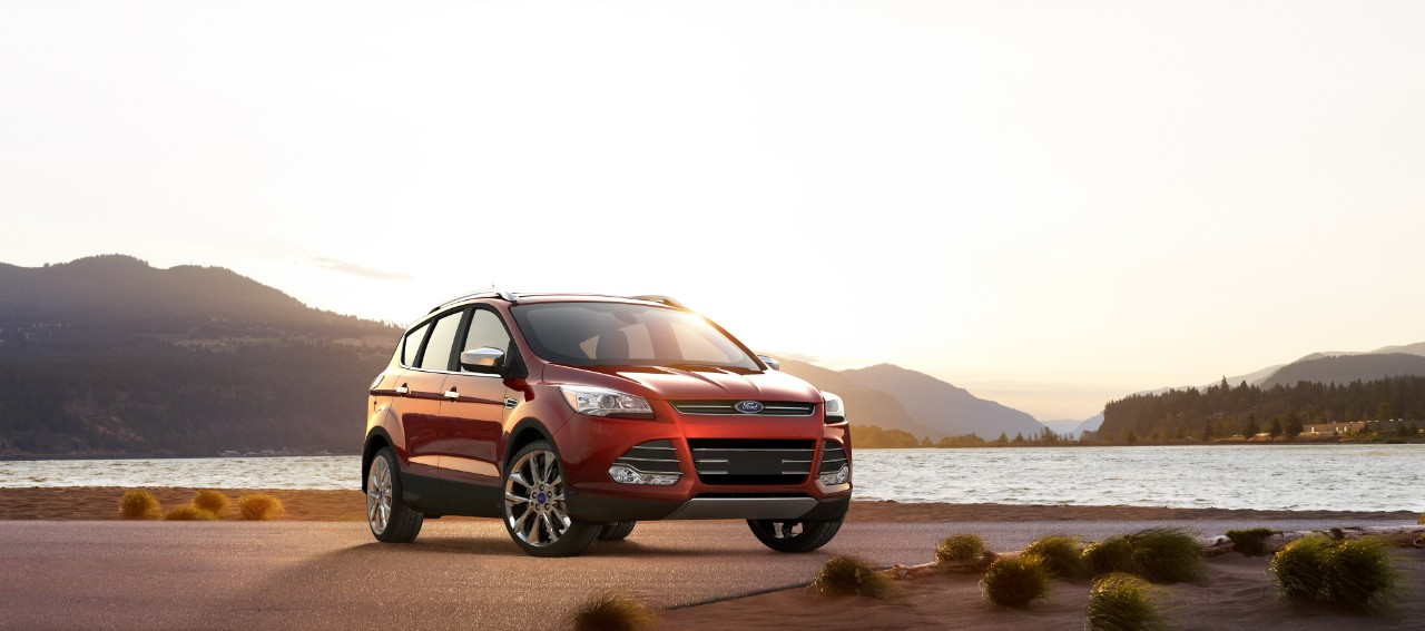 2016 Ford Escape For Sale in Lansing