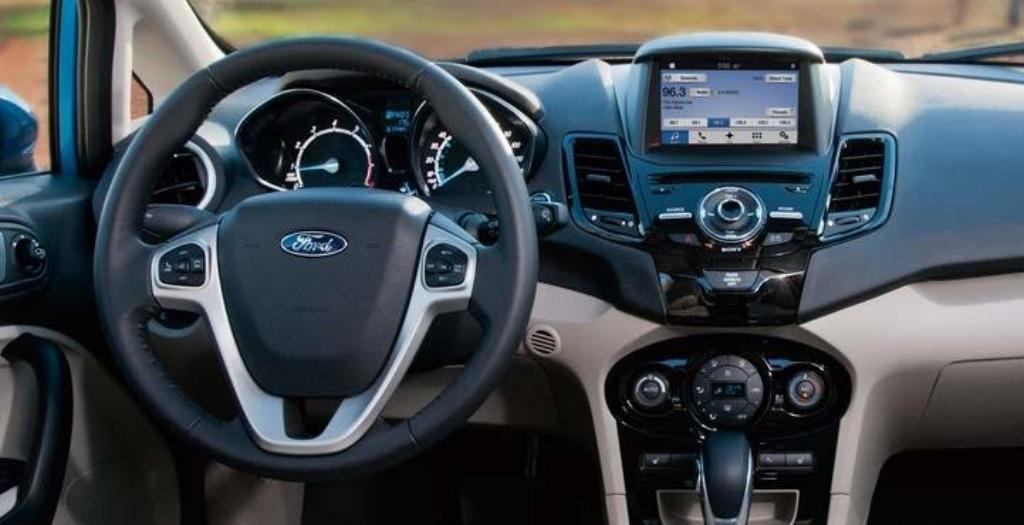 Ford SYNC 3 infotainement System Explained