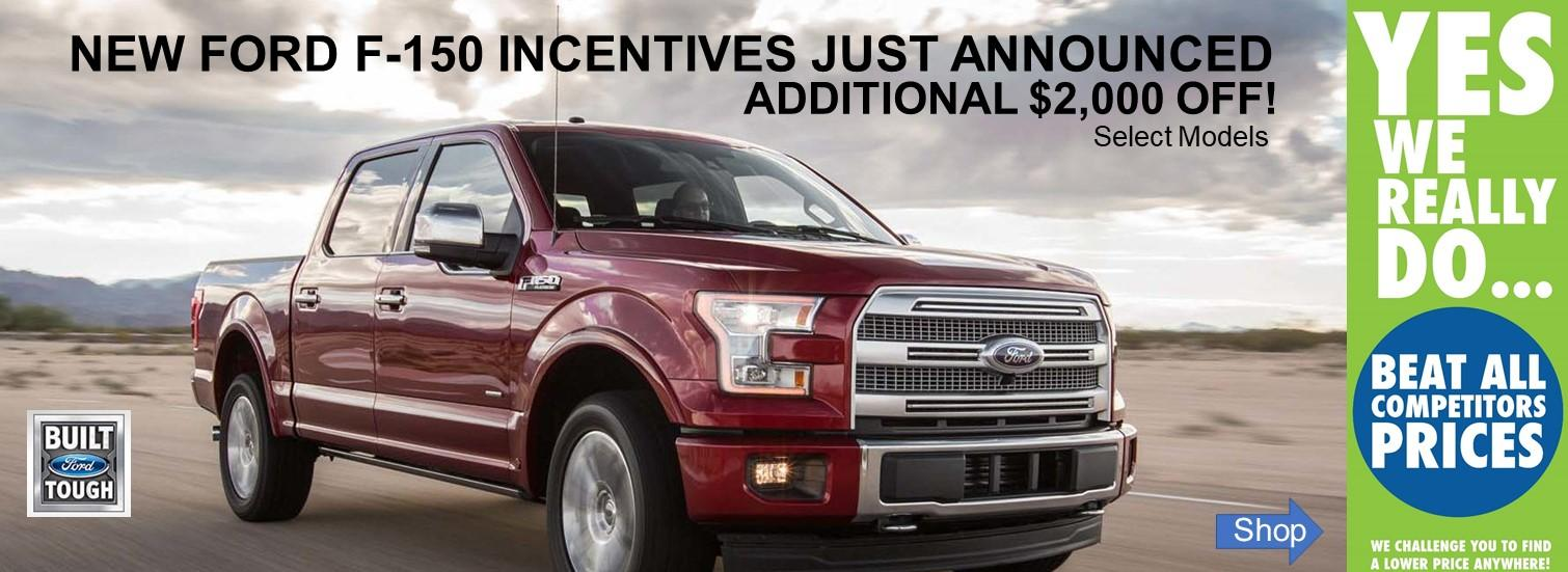 Lansing Ford F150 Special Offer