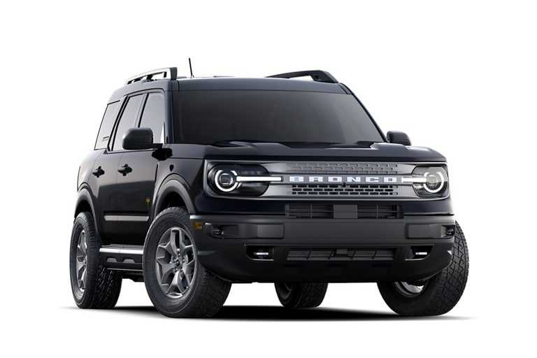 2021 Ford Bronco
