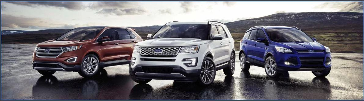 What is the Best Ford SUV for You?