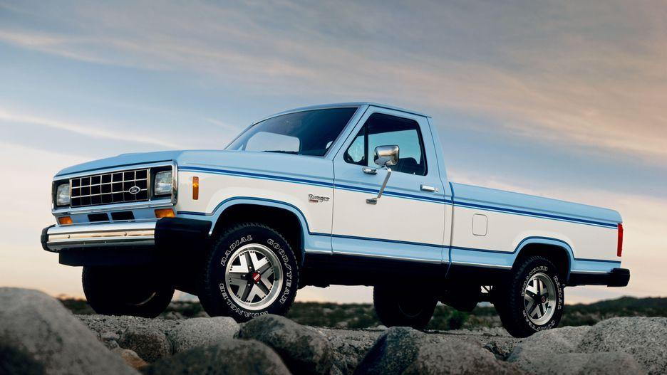 The All-New Reinvented Ford Ranger