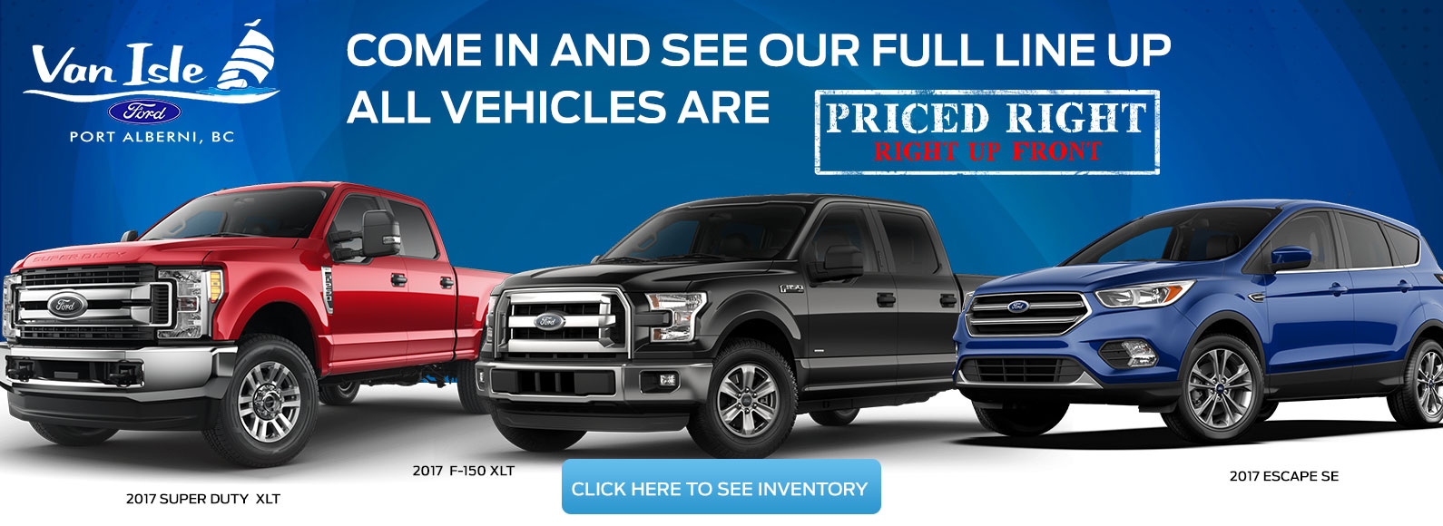 New Ford Cars, SUVs and Trucks Inventory