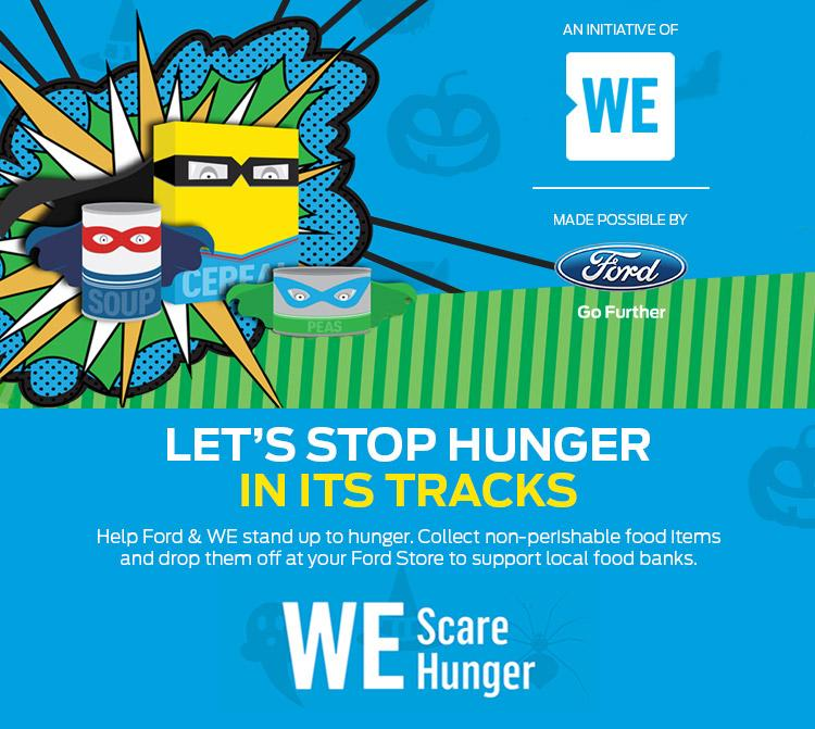 Scare Hunger