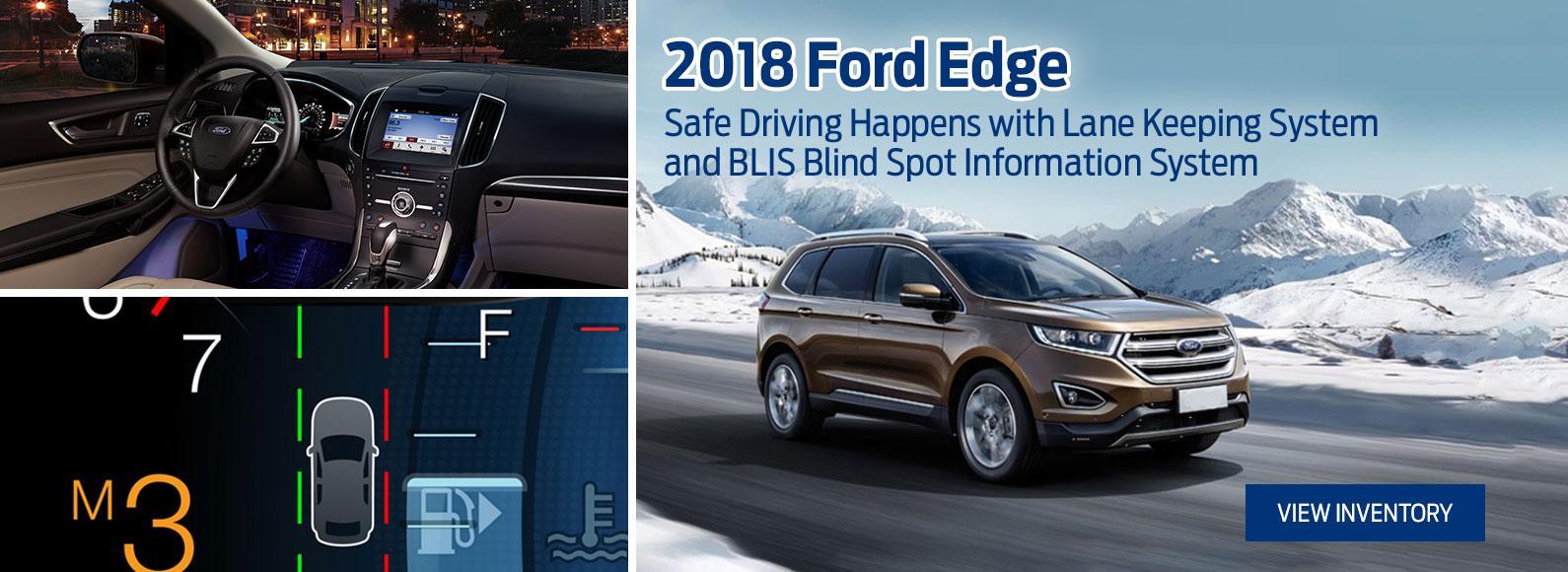 2018 Edge