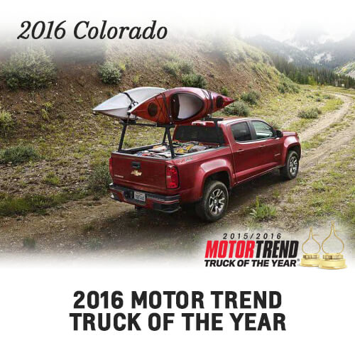 Learn more about the 2016 Chevy Colorado