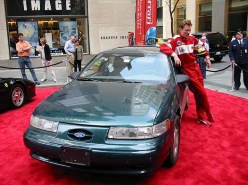 Conan OBrien Ford Taurus