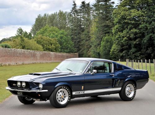 Jim Morrison Shelby Mustang