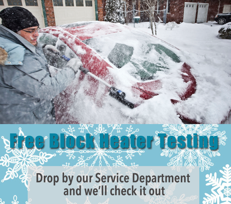 block heater test