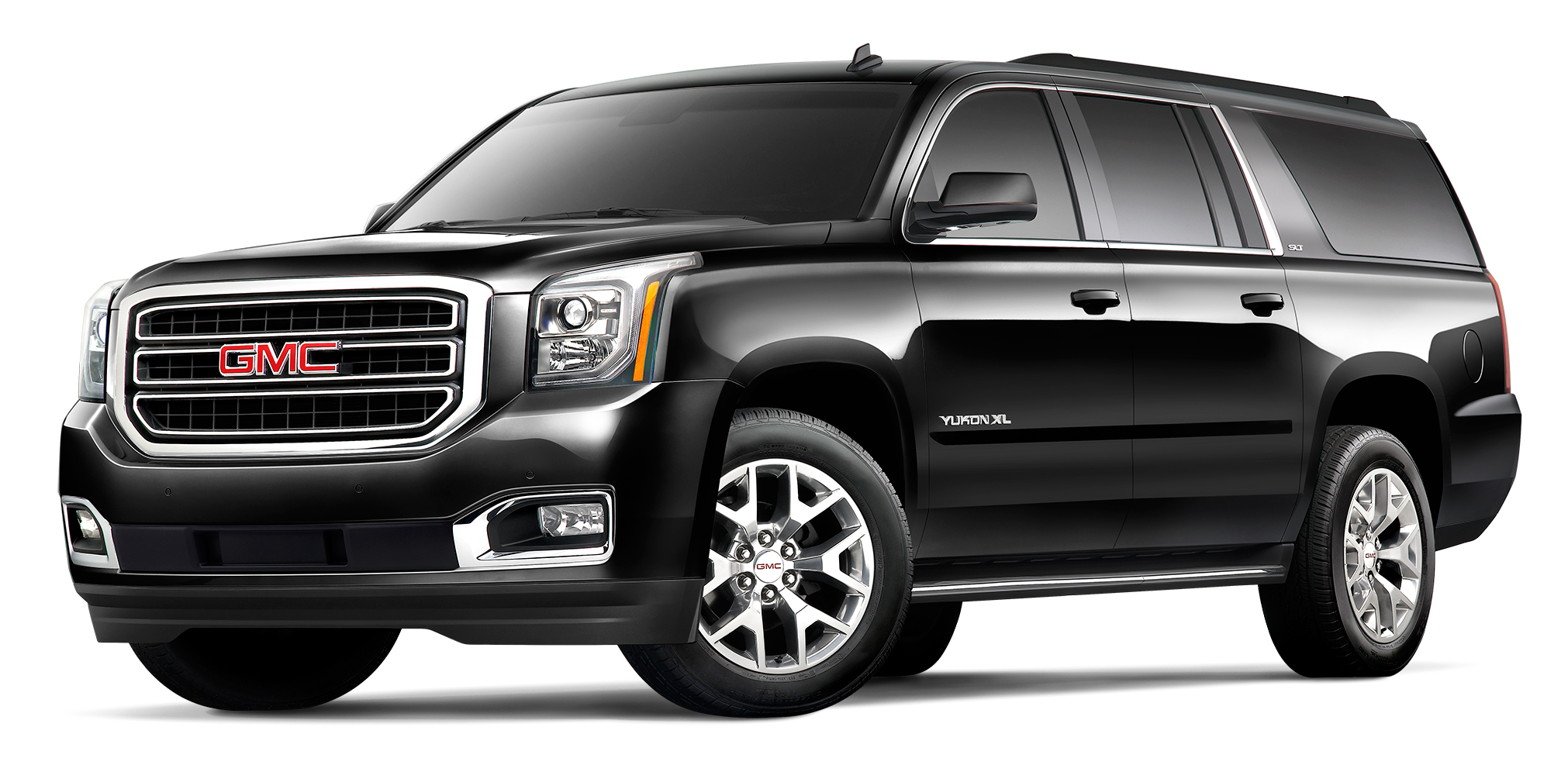 GMC Yukon XL Black
