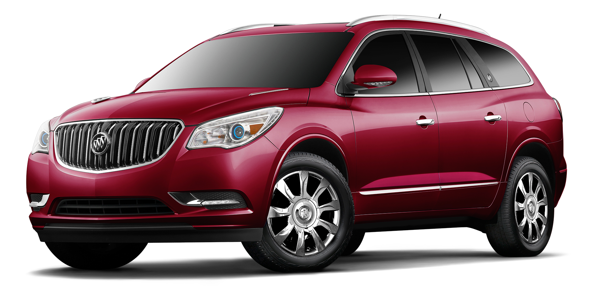 2017 Buick Enclave Red