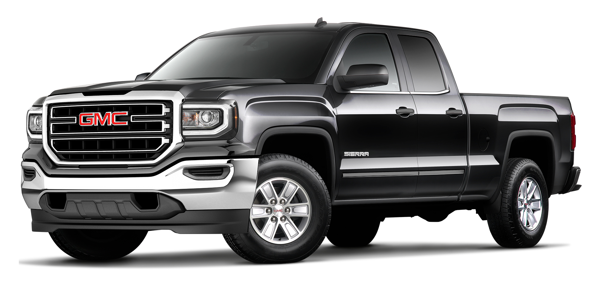 2017 GMC Sierra 1500 Black Winnipeg