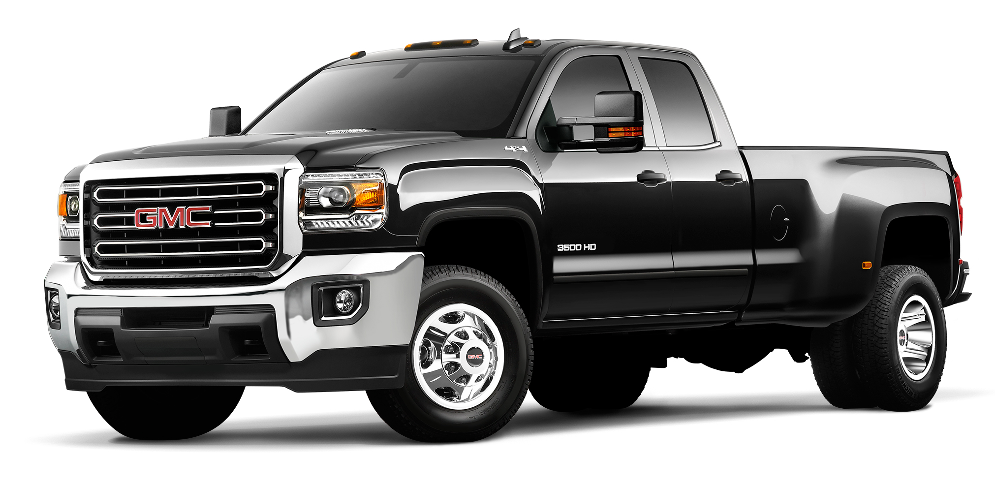 GMC Sierra 3500 HD Black