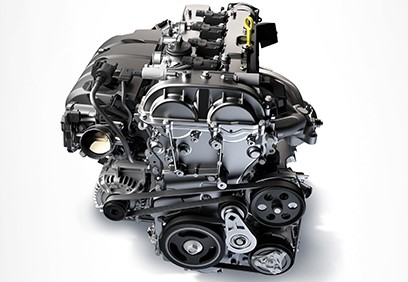 GMC Canyon Duramax Engine