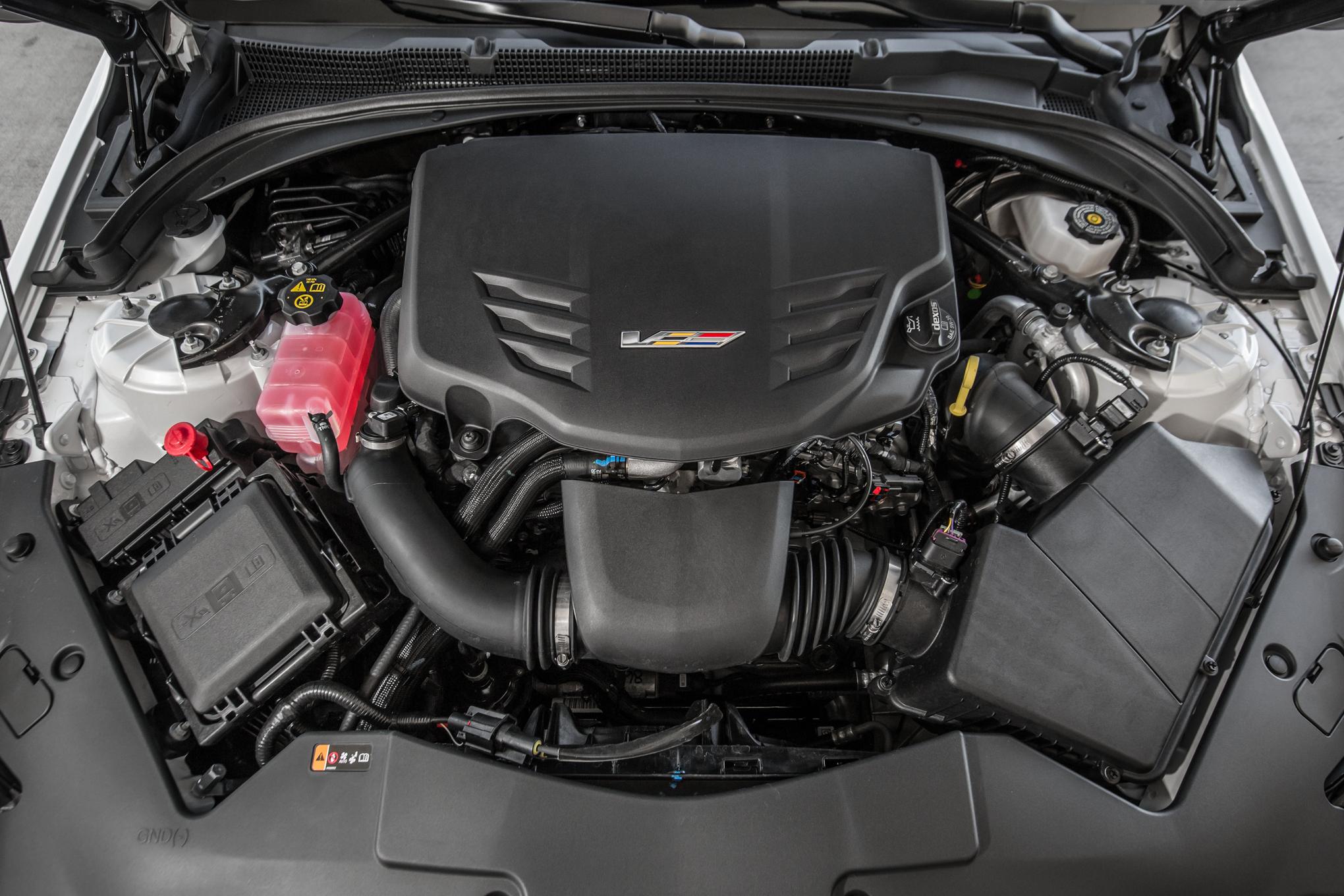 Cadillac CTS Engine