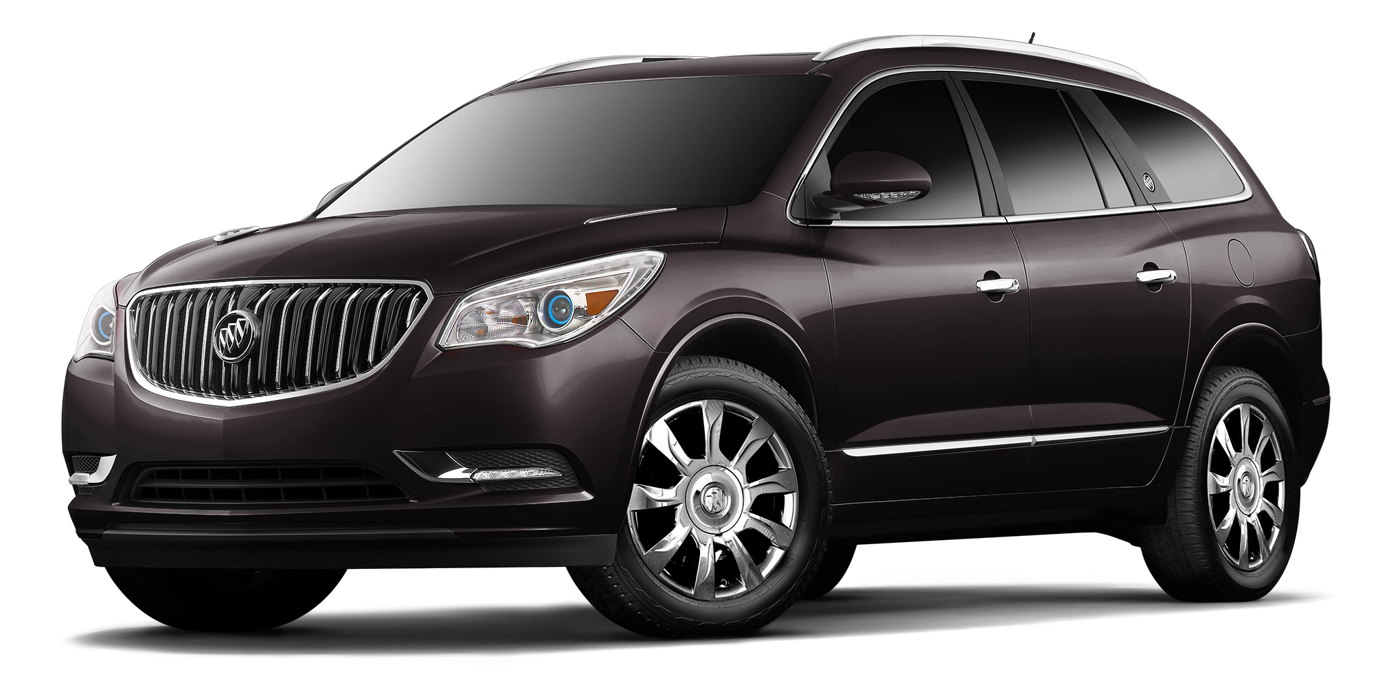 2017 Buick Enclave  Midnight Amethyst