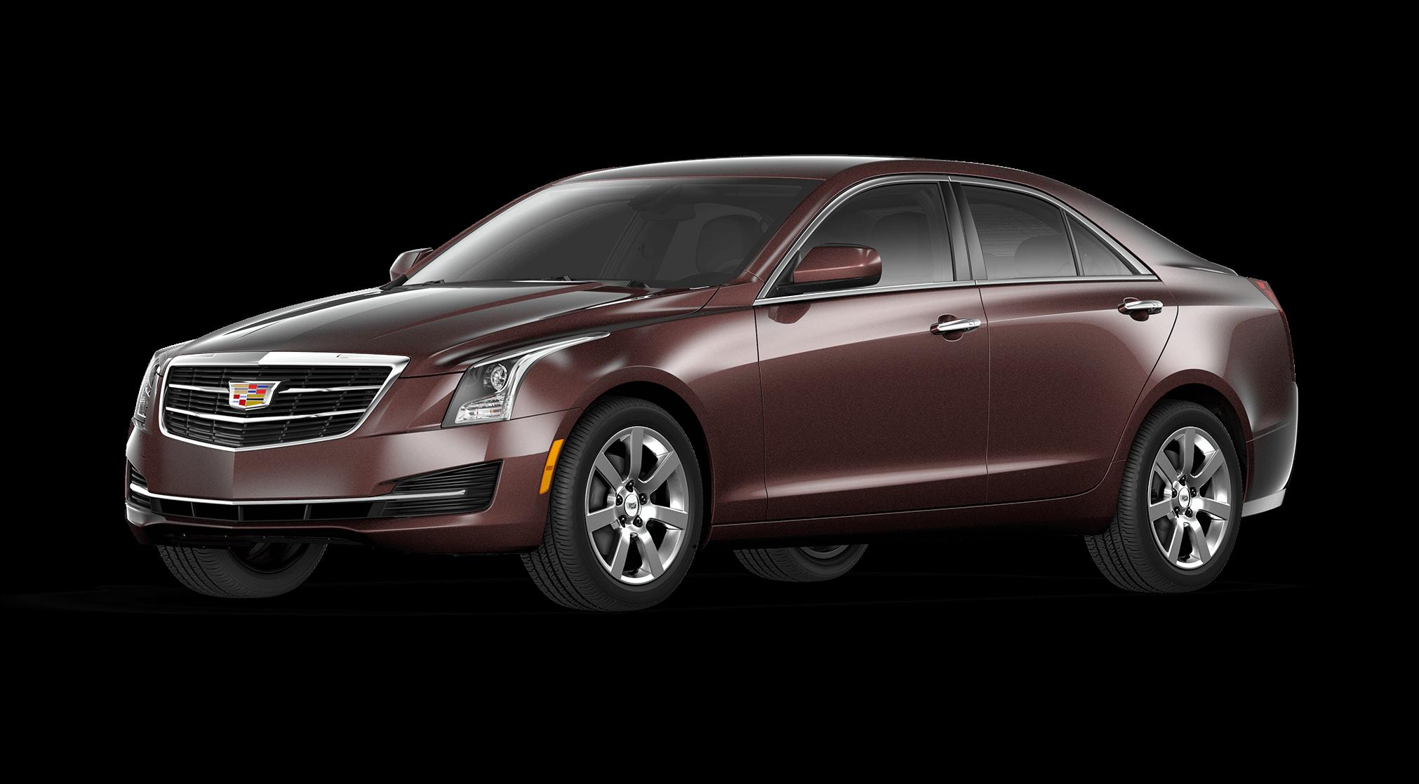 Cadillac ATS Cocoa Bronze Metallic