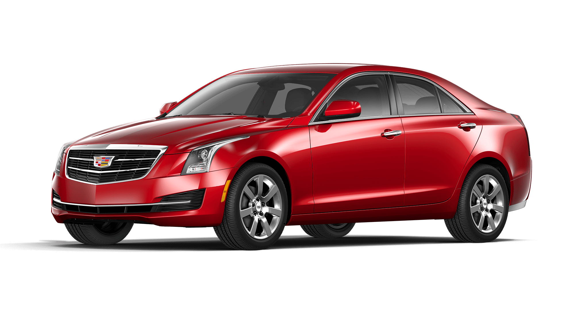 Red Obsession Cadillac ATS
