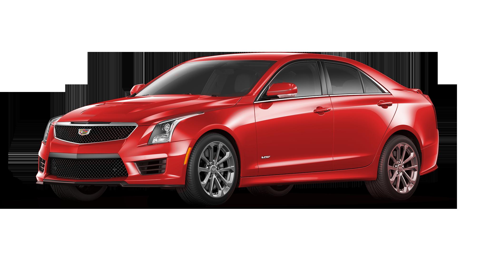 Cadillac ATS V Velocity