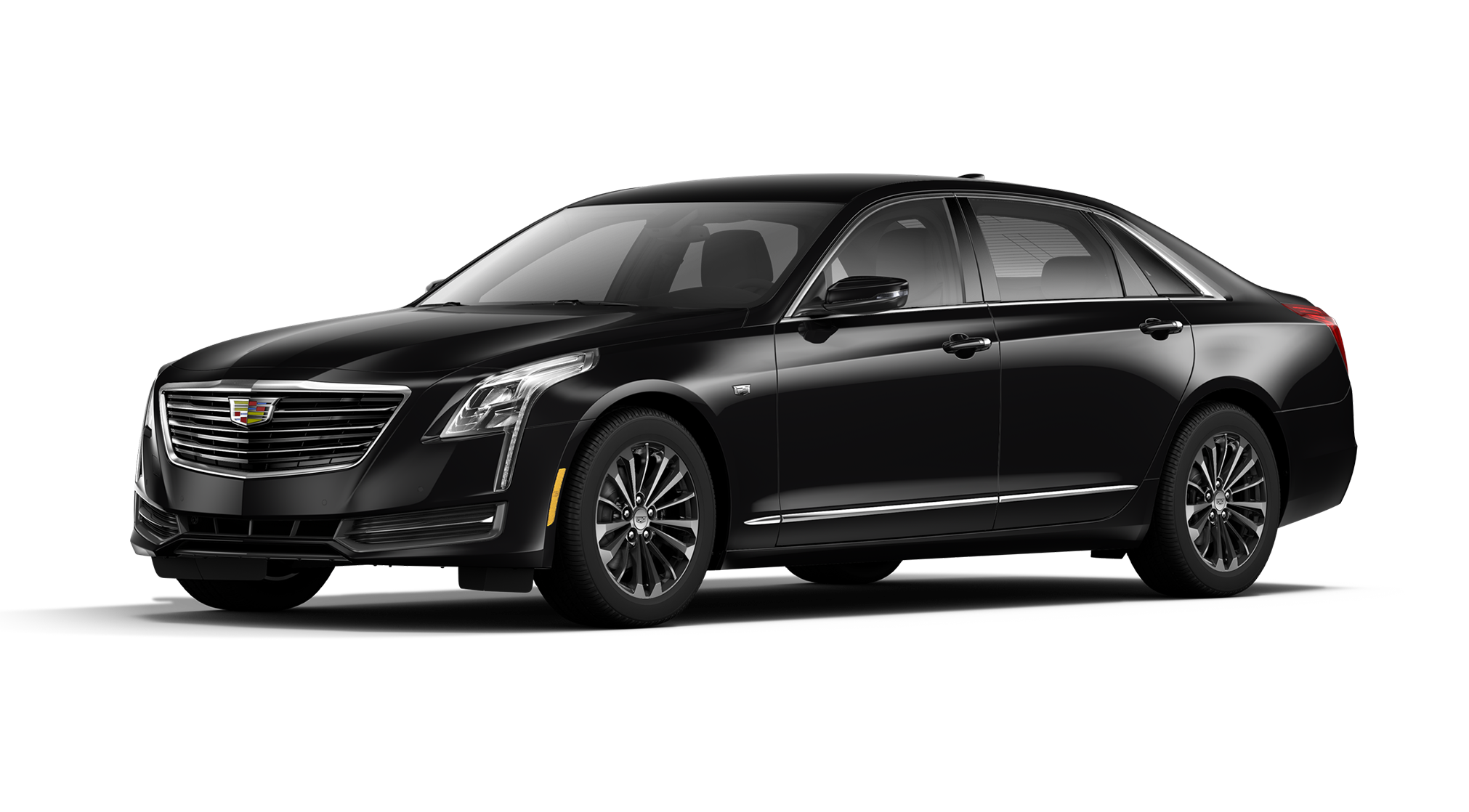 2017 Cadillac CT6 Black Raven