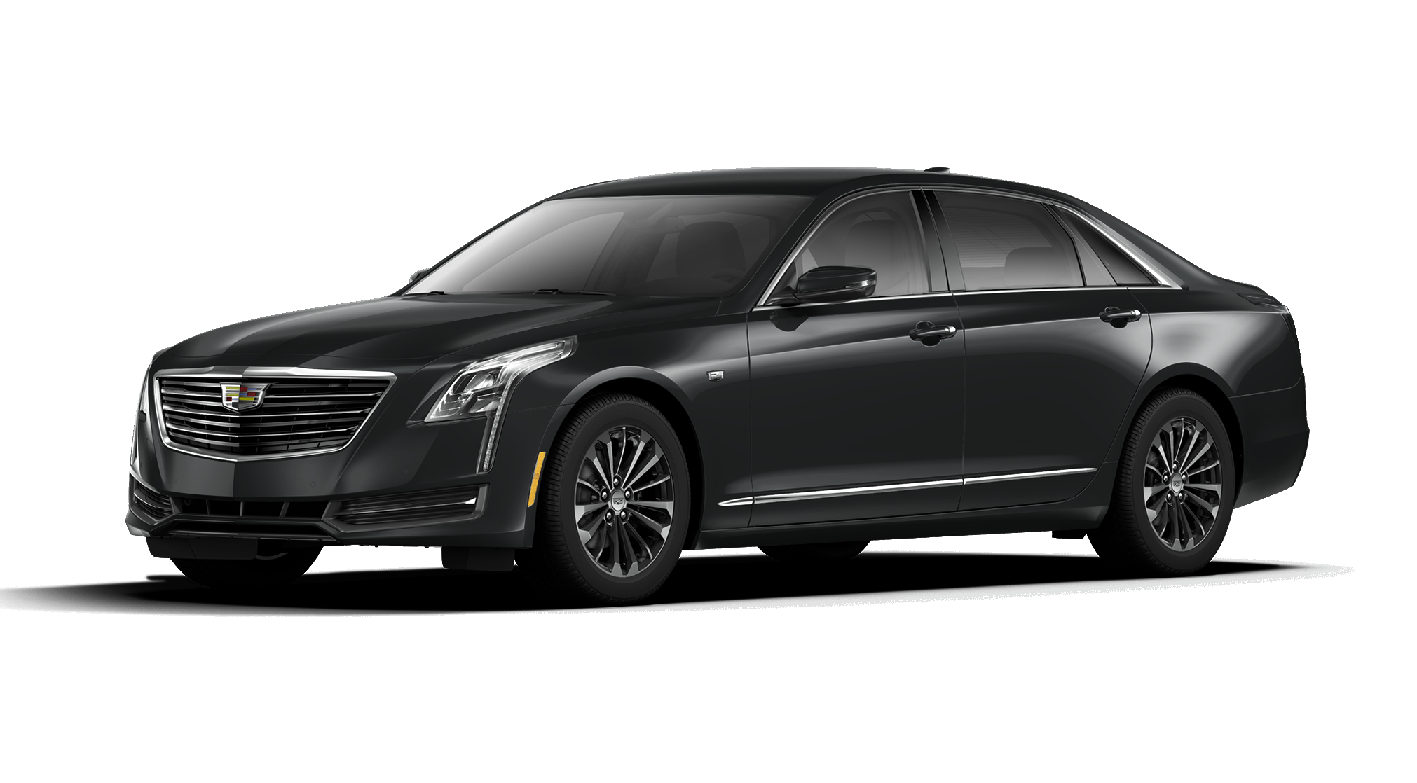 2017 Cadillac CT6 Graphite