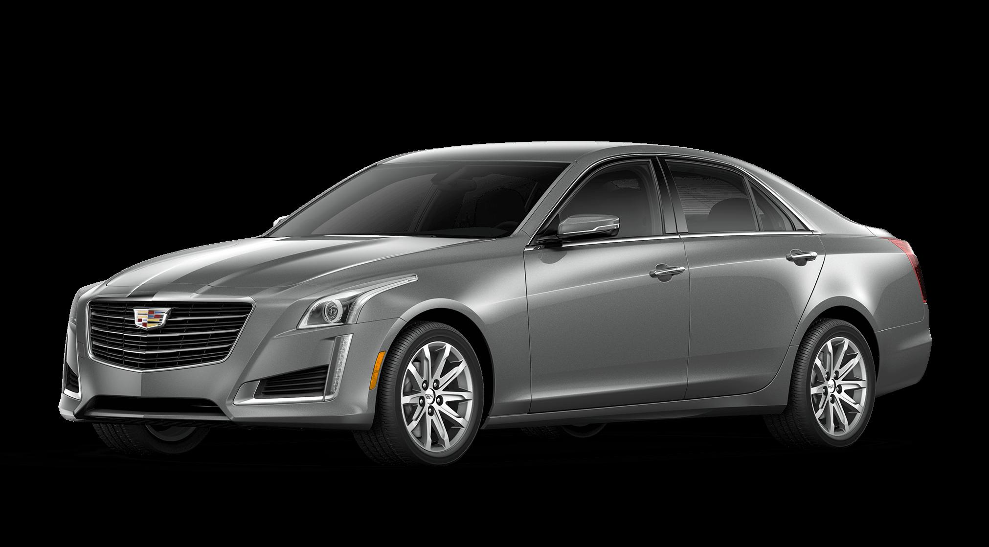 Moonstone Metallic Cadillac CTS