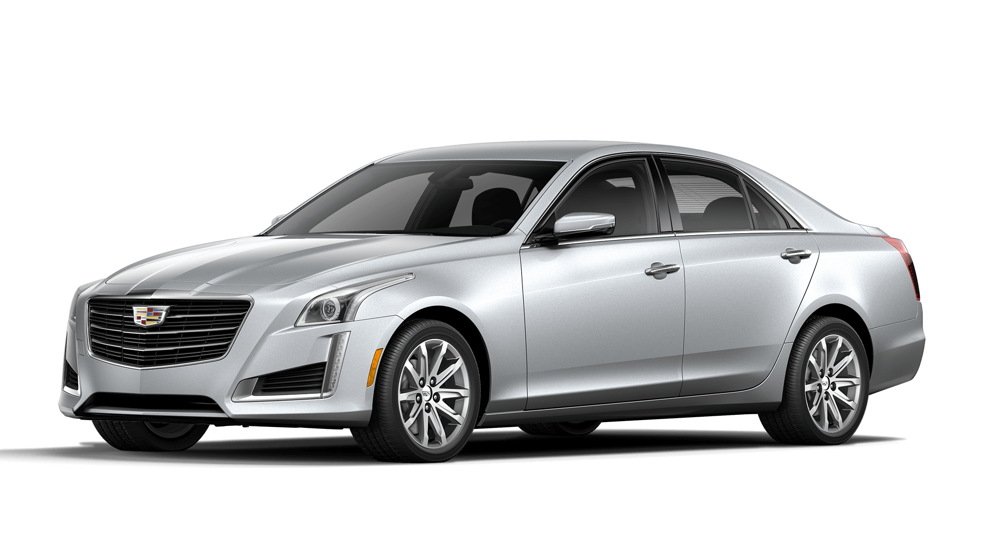 Radiant Silver Cadillac CTS