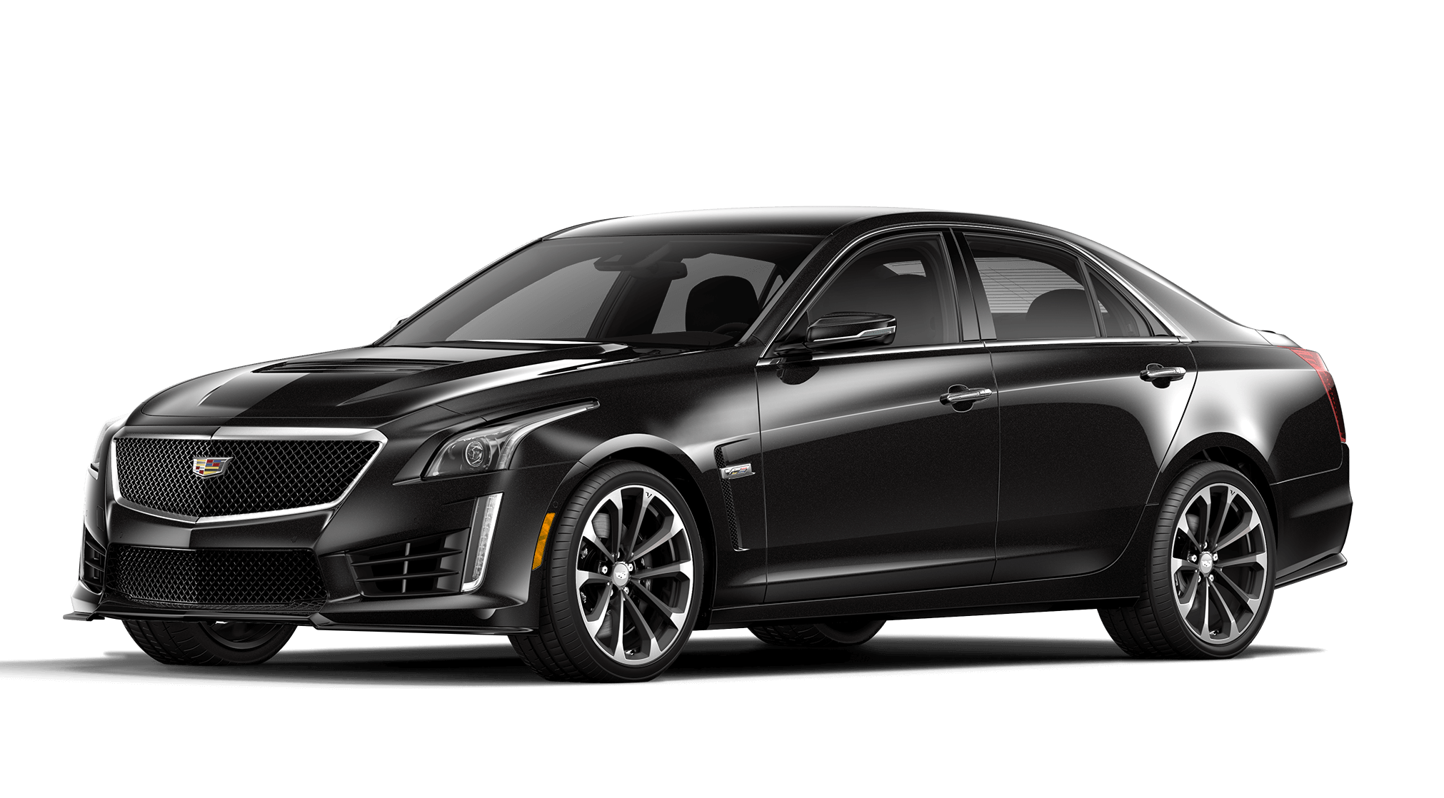 Stellar Black Metallic Cadillac CTS-V