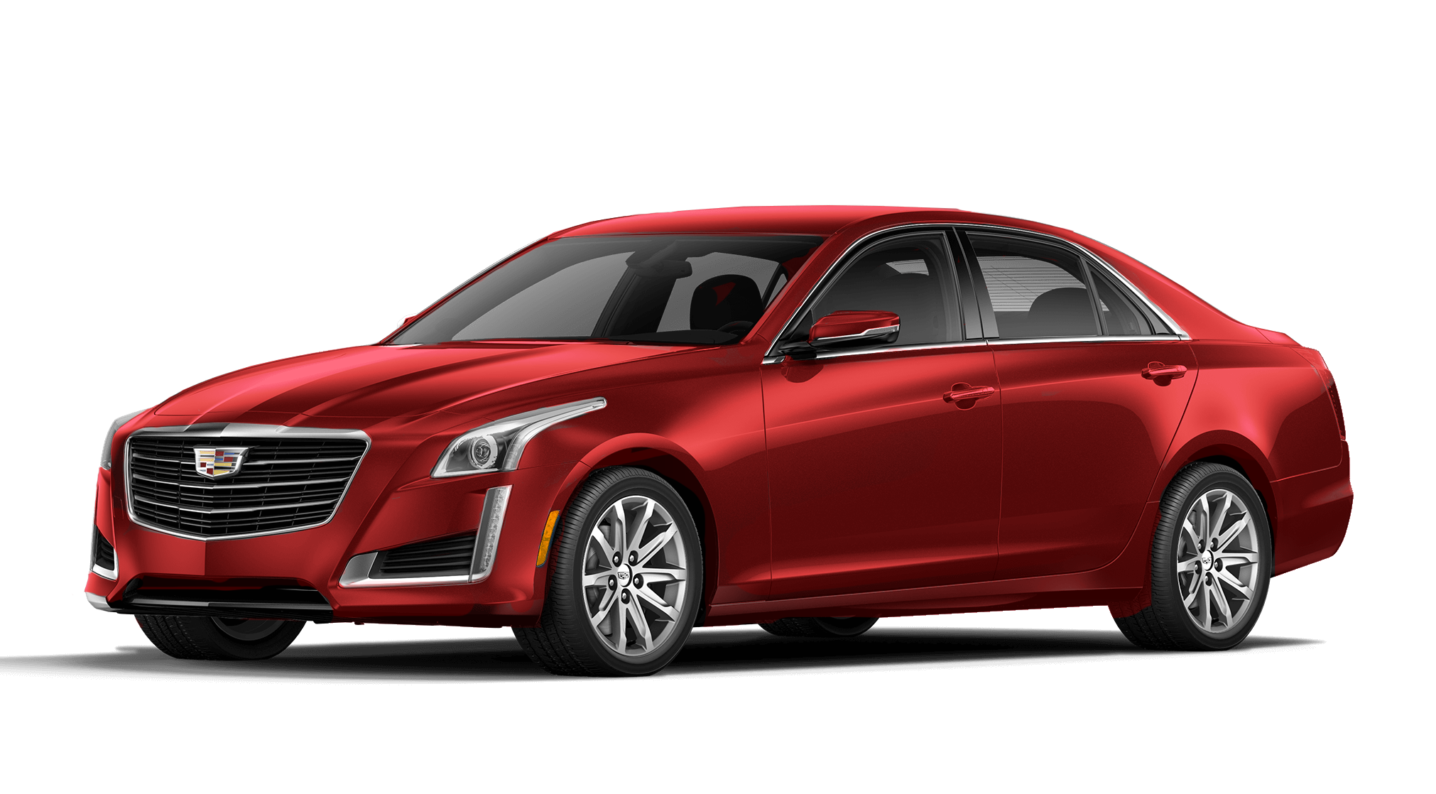 Red Obsession Cadillac CTS