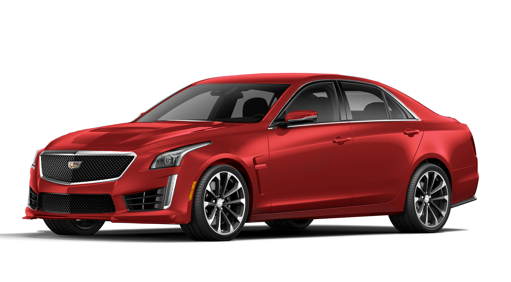 Red Obsession Cadillac CTS-V
