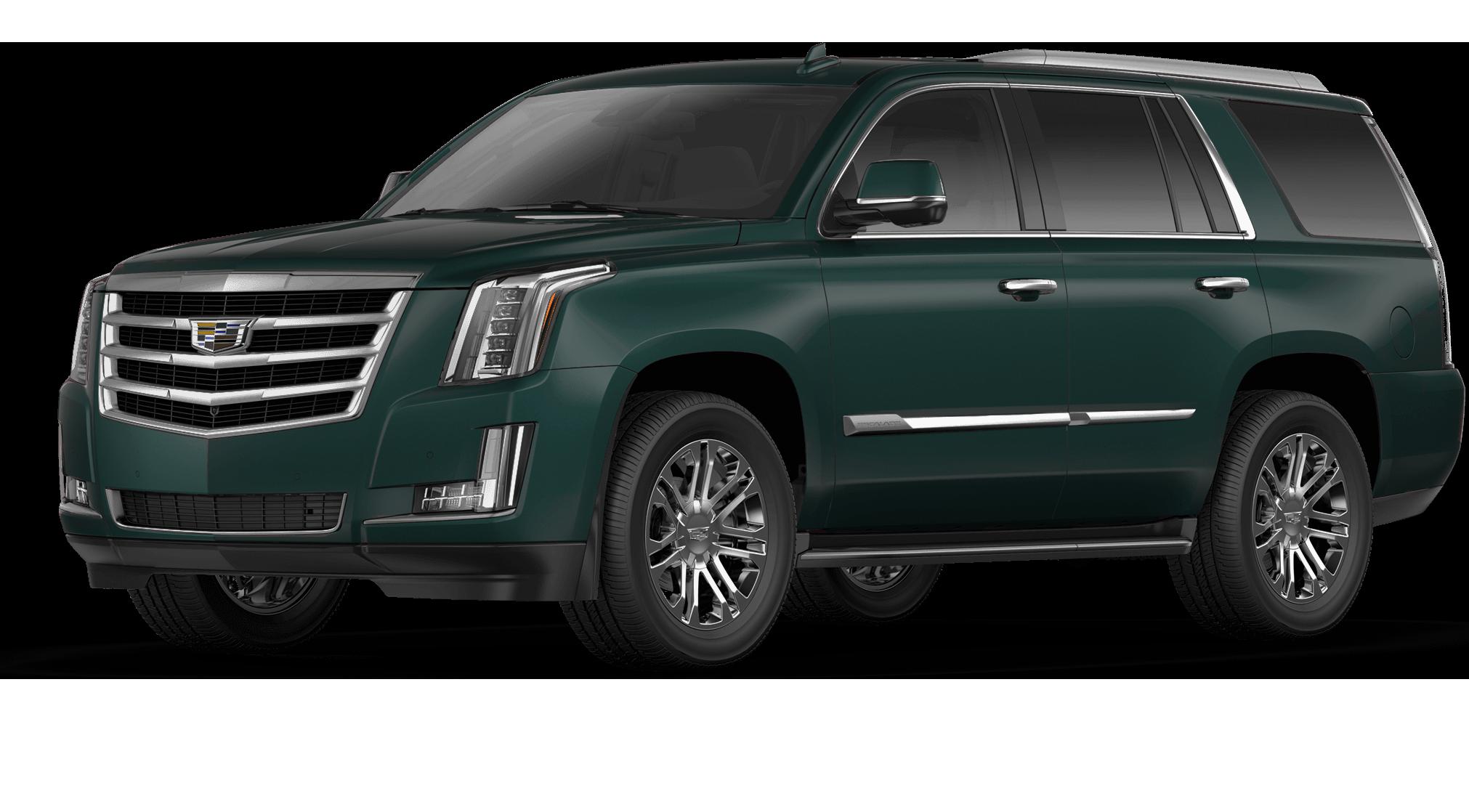 Cadillac Escalade Dark Emerald