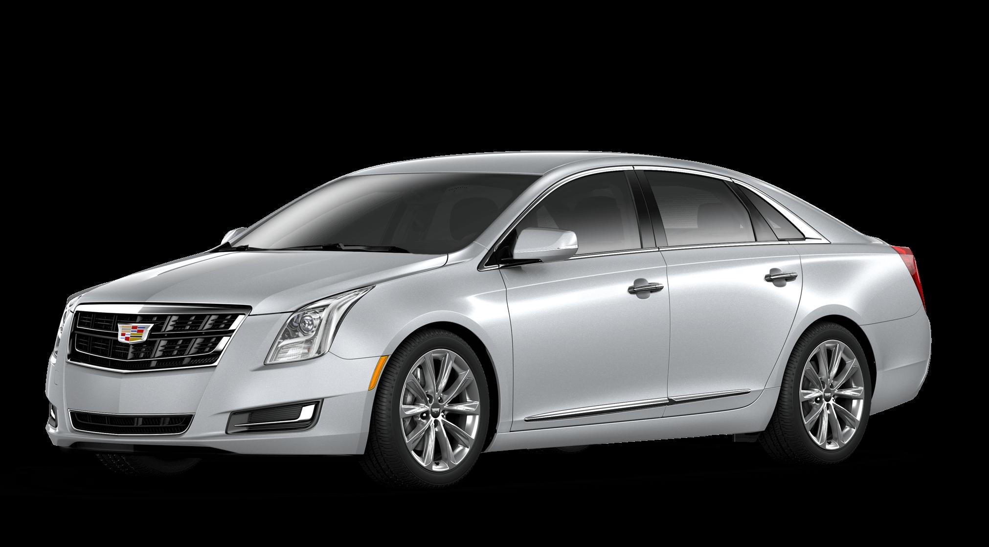 2016 Cadillac XTS Radiant Silver Metallic