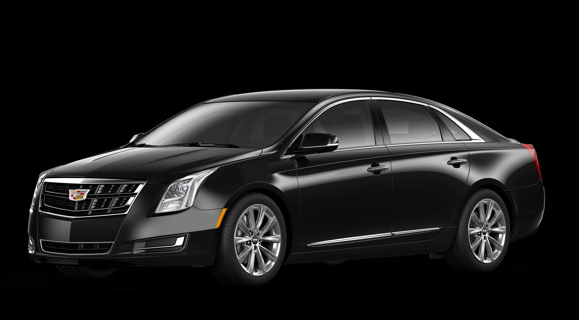 2016 Cadillac XTS Black Raven
