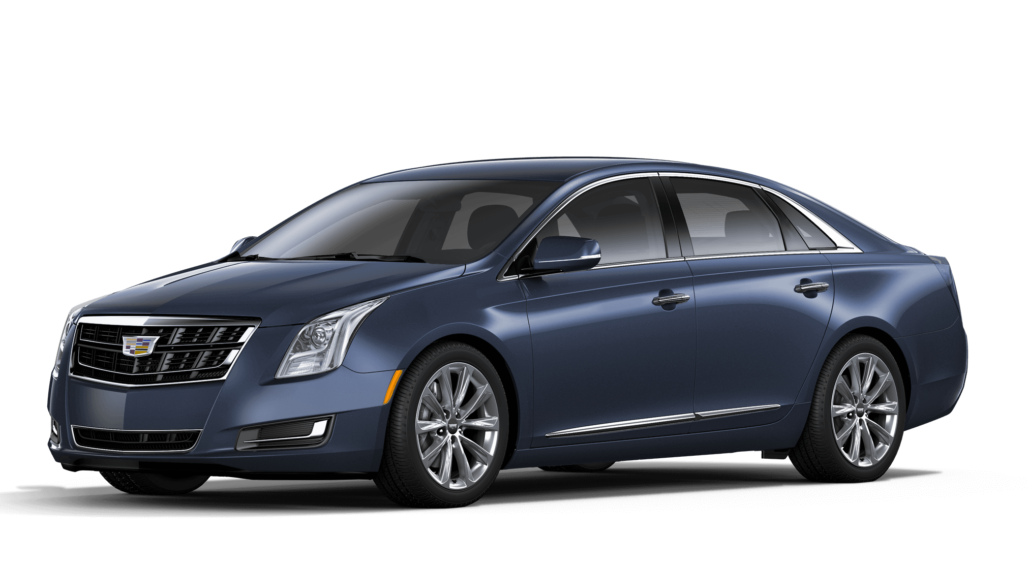 2016 Cadillac XTS Dark Adriatic Blue